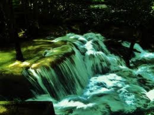 Dunns River Falls, Ocho Rios, Jamaica