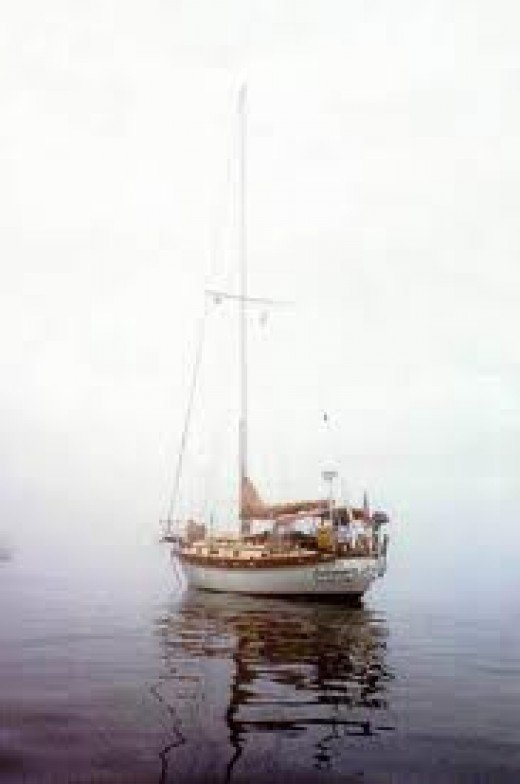 The Peace of a Quiet Anchorage