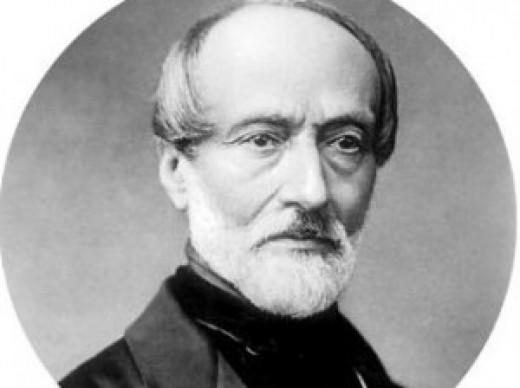 Giuseppe-Mazzini  1805-1872