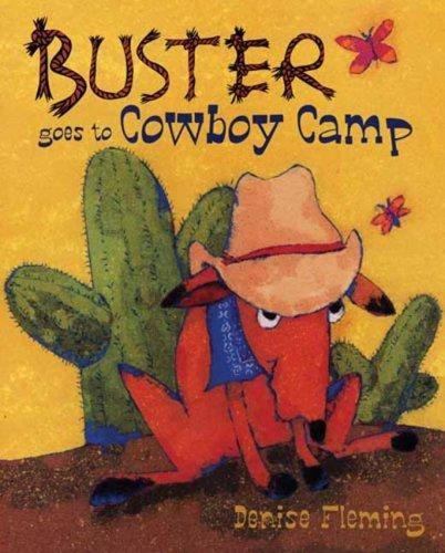 Buster Goes to Cowboy Camp