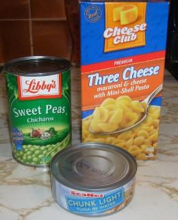 3 simple ingredients....