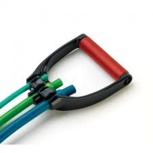Lifeline USA resistance bands.