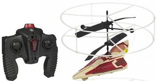 remote control jedi starfighter rc pic