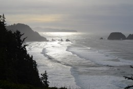 Viewpoint from Cape Meare's Lookout