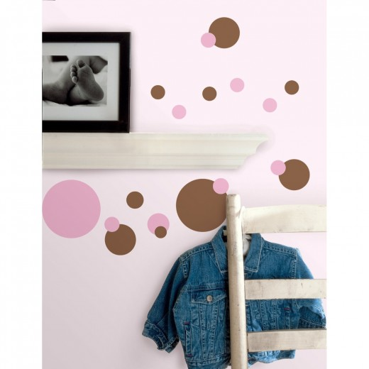 Dot Style Wall Decal
