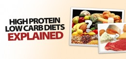 High Protein Low Carb Weight Loss Diet Plan  Explained