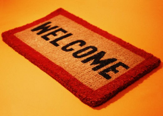 Don't overstay your welcome.