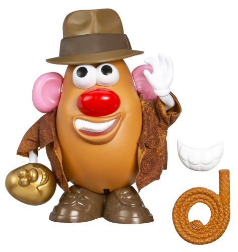 Indiana Jones: Taters of the Lost Ark.
