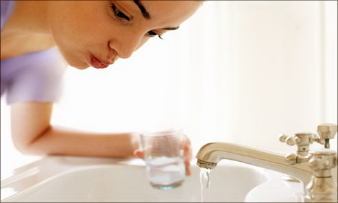 #5: Rinse your mouth regularly with Fluoride rinse.