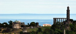 Things to do in Edinburgh : Visit the Monuments on Calton Hill