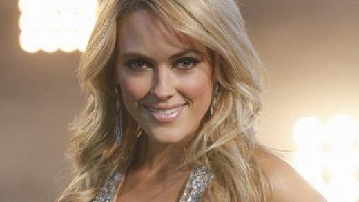 Pro dancer Peta Murgatroyd will be Donald's partner and dancing instructor