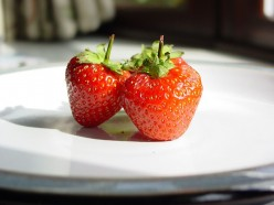 Strawberry Recipe. Simple Quick and Easy Dessert Recipes with Strawberries.