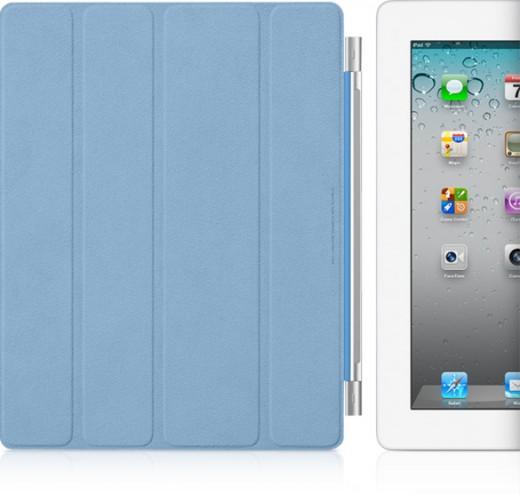 The Apple iPad 2 SmartCover