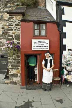 The Smallest Buildings In Britain