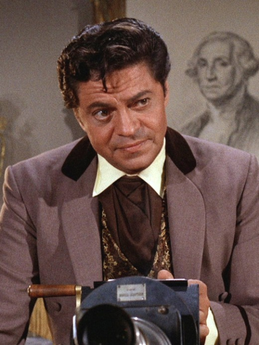 Ross Martin as Artemus Gordon