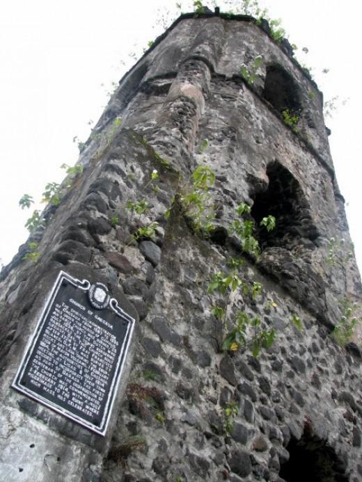 Under the Cagsawa Ruins