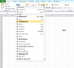 VBA: How to Change Cell Font, Italicize, Bold, and Underline in Excel