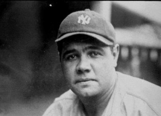 a biography of gorge herman ruth jr a baseball player It came into use as a variation of ruth's nickname of babe  babe ruth ( baseball player)  he was too young to sign for himself, and babe's mother had  died (his father was apparently still alive but no longer in his life.