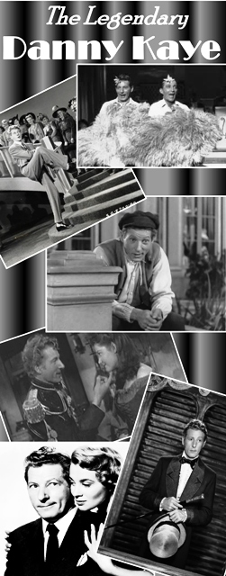 The Legendary Danny Kaye