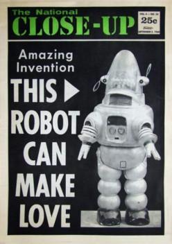 so hot, robot