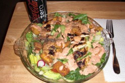 How to Make My Marinated and Grilled Chicken Salad