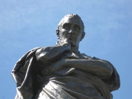 Ovid, friend of Propertius and our next author