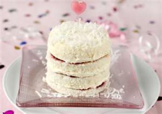 Tiny Birthday Cake