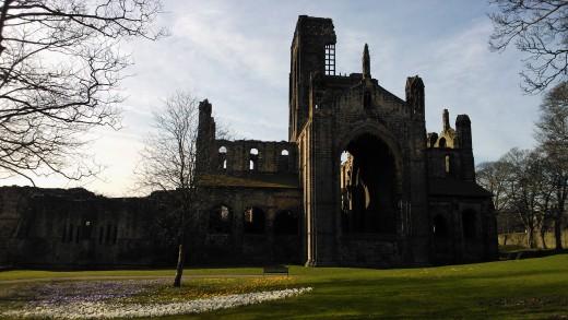 Abbey Ruins Lumia
