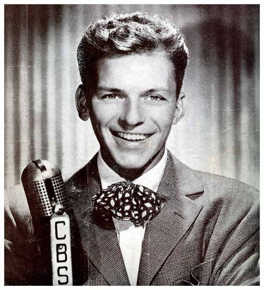 Sinatra in 1940