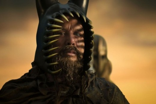 Mickey Rourke as King Hyperion