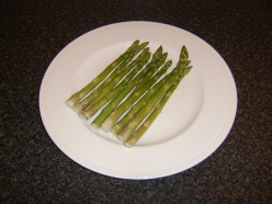 Fresh asparagus - would you really include it in a long, slow cook casserole?