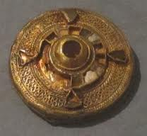 'Saucer' brooch from Thorsbjerg