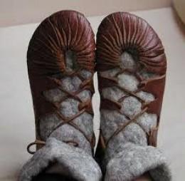 Thorsbjerg laced footwear