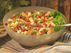 Three Easy Pasta Salad Recipes