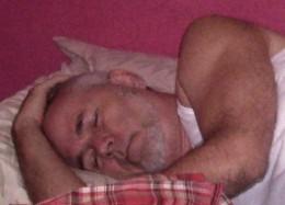 Ahh! Sleep at last! Photo credit: Juvy Martin.