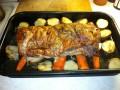 Roasted Pork Loin Dinner