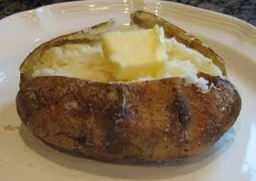 The fiber in potatoes helps offset the carbs, but moderation is still important.