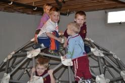 Our Dome Climber