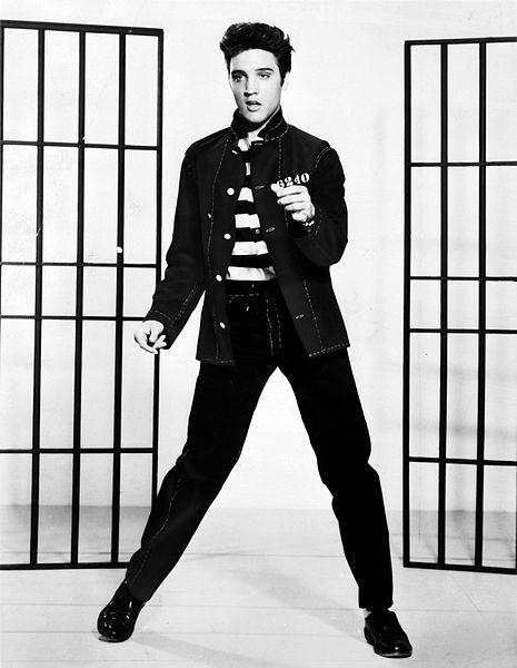 Dylan on Elvis:  Like Bustin' Out of Jail