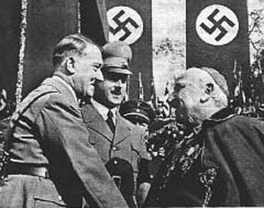 Hilter and the Nazi's