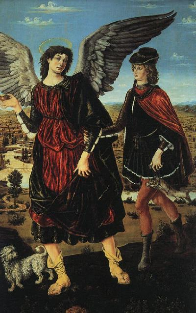 The Angel Raphael and Tobias