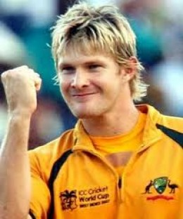 Shane Watson captained  Australia  to a victory