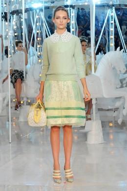 Louis Vuitton Spring Runway