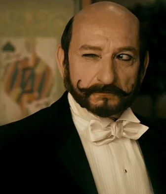 SIR BEN KINGSLEY AS GEORGES MELIES