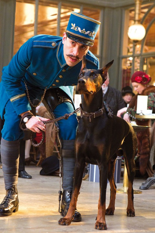 INSPECTOR GUSTAVE AND MAXIMILIAN