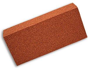 This Is  What One Huge Brickbat Looks Like!