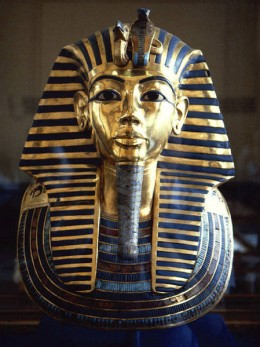 Funeral Mask of King Tutankhamun