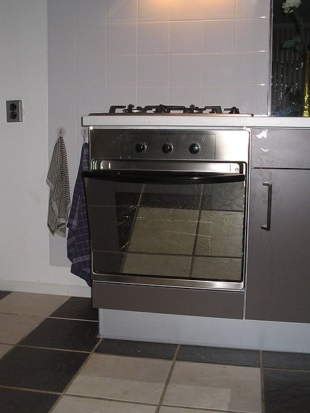 One of the first things you'll want to do is to preheat your oven to 350 degrees.