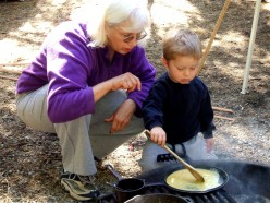 Cooking with Camp Dutch Ovens