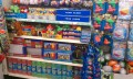 Pick up some toys to take to the park-there are a ton available at the Dollar Tree.